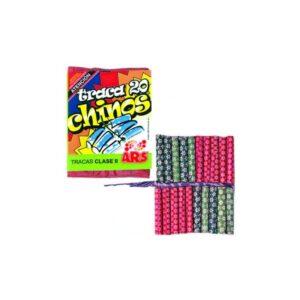 TRACA CHINOS 20 petardos 8x1€-142