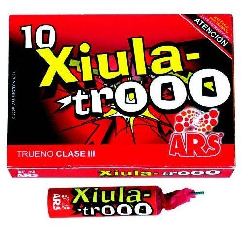 XIULA TRO 10