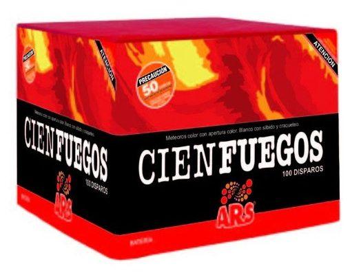 CIENFUEGOS – 100 disparos
