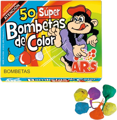 BOMBETAS GRANDES – 50