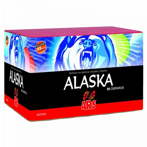 ALASKA – 80 disparos