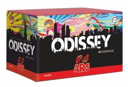 ODISSEY – 48 disparos