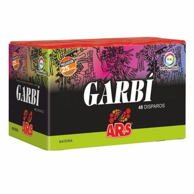 GARBI – 48 disparos