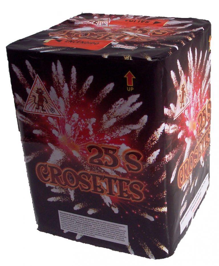 CROSETES 25S