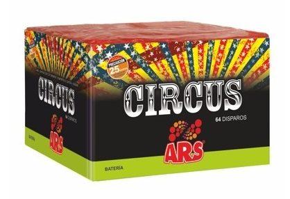 CIRCUS – 64 disparos