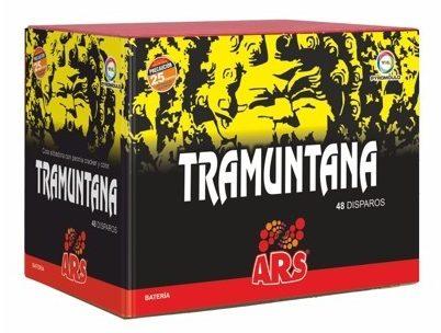 TRAMUNTANA – 48 disparos