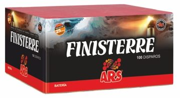 FINISTERRE – 100 disparos