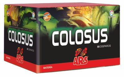 COLOSUS – 88 disparos