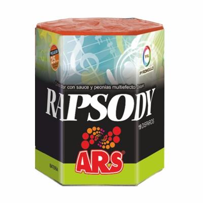 RAPSODY – 19 disparos