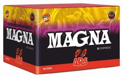 MAGNA – 88 disparos