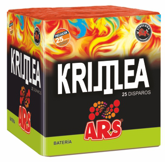 KRIMEA – 25 disparos