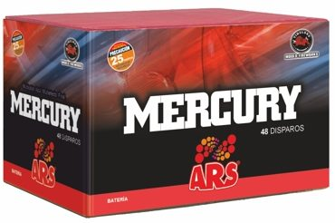 MERCURY – 48 disparos