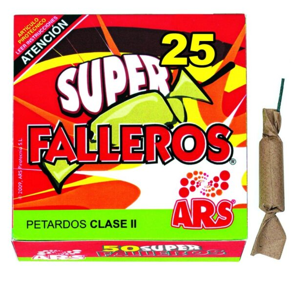 SUPER FALLEROS 25-283