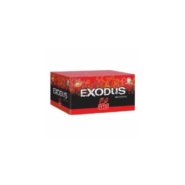 EXODUS – 100 disparos