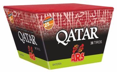 QATAR – 36 disparos