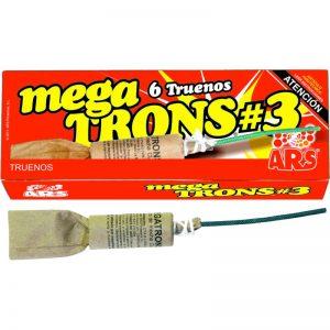 6 MEGATRONS Nº3
