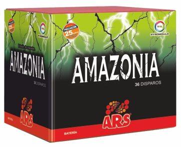 AMAZONIA – 36 disparos