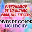 Polvo Colores Holi Dolly